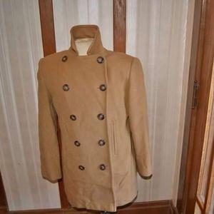 Ralph Lauren wool cashmere coat 6